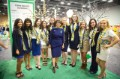 2017 National Young Woman of Distinction Sharleen Loh with Girl Scouts of the USA CEO Sylvia Acevedo