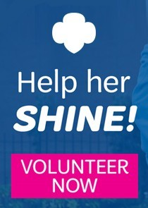 Help Her Shine Volunteer Now